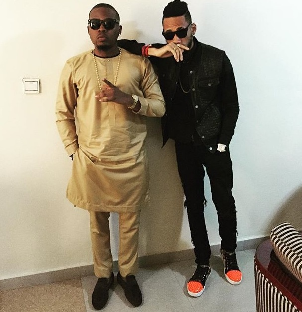 Music:Phyno x Olamide – Waa Here (God Be With Us)