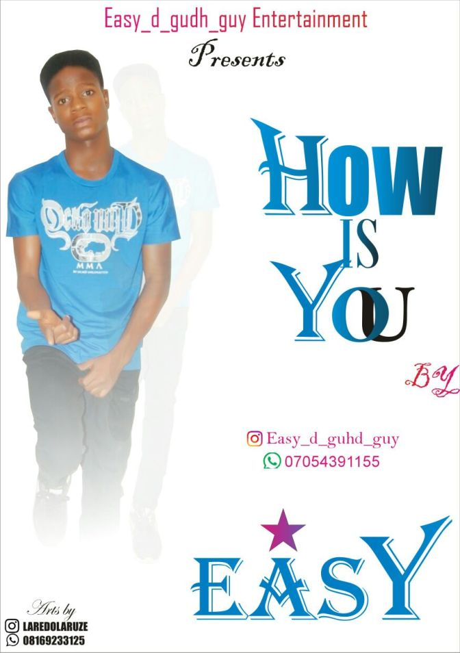Music:How is you? By Easy_d_guhd_guy