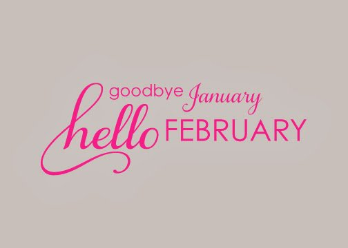 🆙February, 2017 Is Here! Happy New Month To All